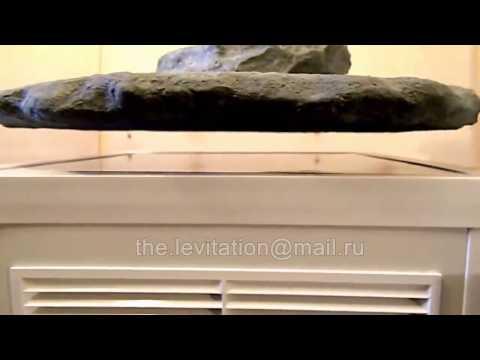 Levitation By Sound