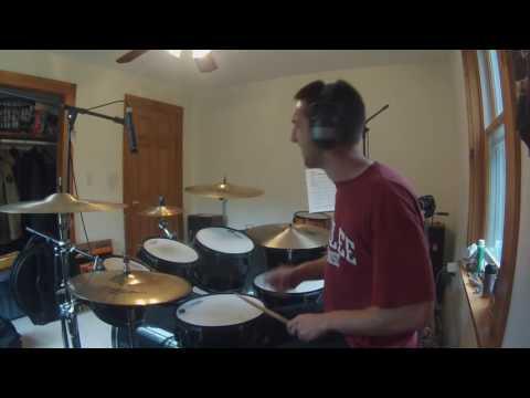 sex machine - james brown (drum cover)