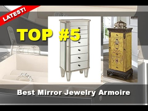 Top 5 best jewelry armoire