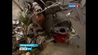 видео Дизельный двигатель как наиболее совершенный ДВС