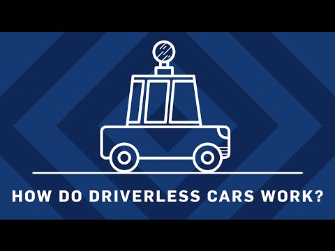 How Do Driverless Cars Work? - Brit Lab