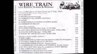 Wire Train Find Me Now