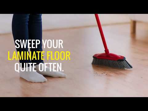 The Best Tips To Clean Laminate Flooring