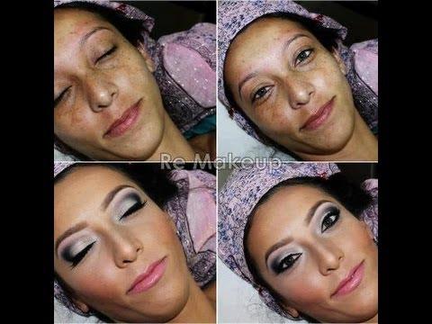 Re Make Up Artist Maquiagem em resposta a foto do face!!!
