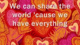 JUST AS LONG AS WE HAVE LOVE - Spinners (Lyrics)