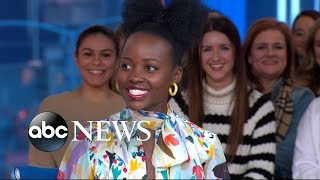 'Us' star Lupita Nyong'o reveals how she terrified her own mom l GMA