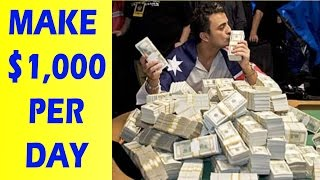 Binary Options For Beginners 2016 & 2017 - Top Binary Options Success Story Earn $1,000 Per Hour