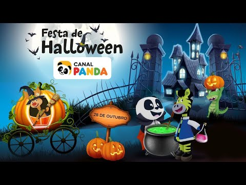 286d584bf74 PANDA FLASH - Festa de Halloween 2018