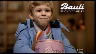 """Pubblicità Spot Bauli """"Buono come te"""" (Natale 2005)"""