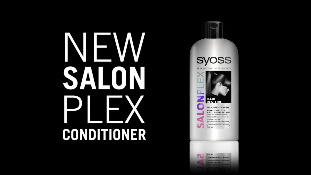 The clarifier Syoss - beauty without victims