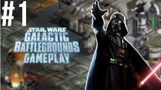 [1] Star Wars: Galactic Battlegrounds Gameplay (No Commentary)