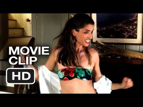 The Way, Way Back Movie CLIP - Carry A Laser (2013) - Sam Rockwell Movie HD