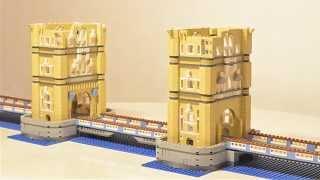Lego London Bridge Build