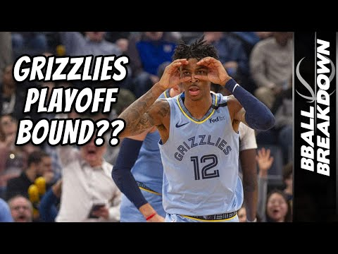 [Coach Nick] Ja Morant Highlights Surging Grizzlies in Their NBA Playoffs Hunt