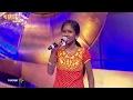 Super Singer Junior - Machan Meesai Veecharuva by Prithika