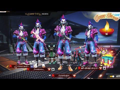 🔴LIVE FREE FIRE !! HEROIC RUSH RANK GAME PLAY