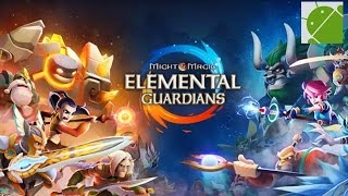 M&M Elemental Guardians - Android Gameplay HD