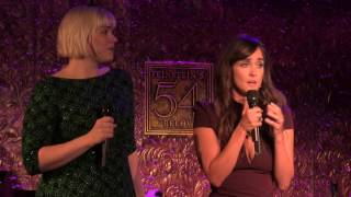 """Amy Jo Jackson with Brynn O'Malley - """"Witch Medley"""" (Broadway Villains Party)"""