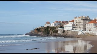 Пляжи Португалии , ОБЗОР  Praia das Maçãs - Sintr , INNA - Amazing