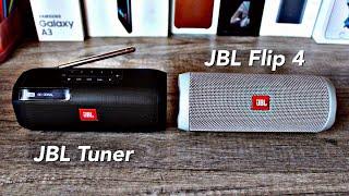 JBL Tuner vs JBL Flip 4 I 5W vs 16W