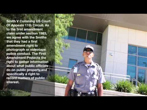 1st Amendment Audit/Orlando Federal Courthouse