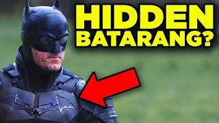 Batman New Batsuit SECRET WEAPONS? | BQ