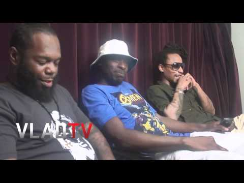Pete Rock & Smif-N-Wessun Talk About 2Pac