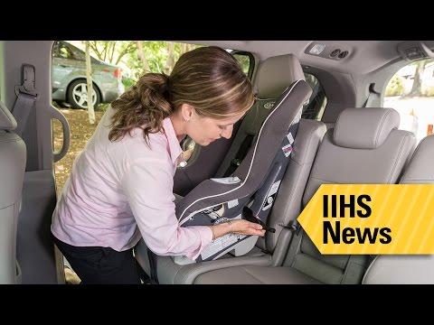 IIHS rates vehicles for LATCH ease of use - IIHS News