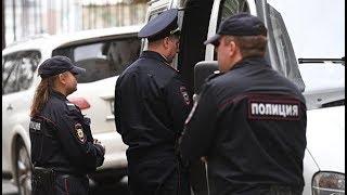 Смотреть видео Двойное убийство в политехническом колледже в Москве. Панорама онлайн