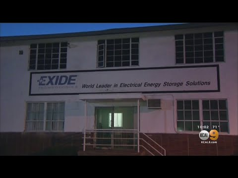 Bankruptcy Settlement Allows Exide To Abandon Battery Recycling Plant In Vernon, Leaves State With C