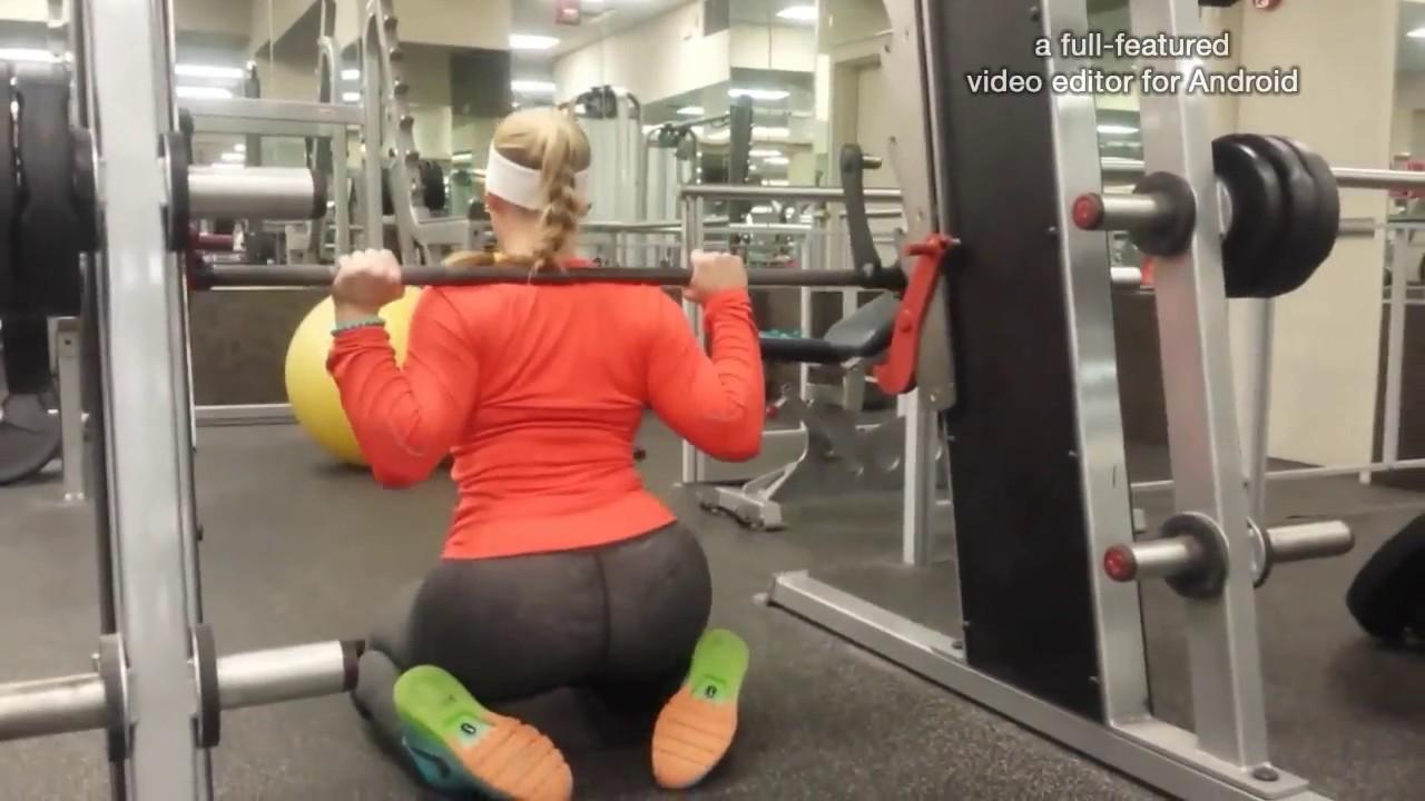 workout smith machine