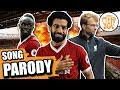 ♫ MO SALAH RUNNING DOWN THE WING 'EGYPTIAN KING' SONG | JAMES SIT DOWN LIVERPOOL FC PREMIER LEAGUE