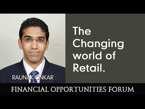 The Changing world of Retail