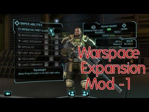 XCOM: Warspace Extension Mod -  1