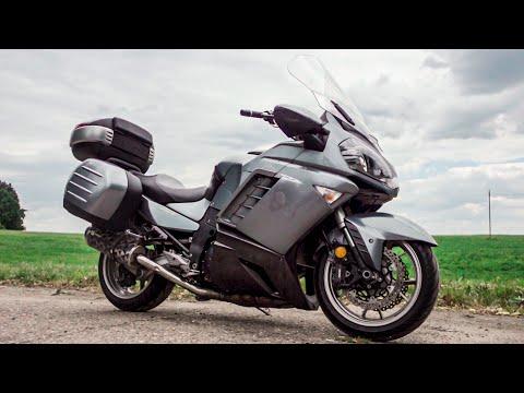 Вот почему Kawasaki GTR1400 ЛУЧШЕ, чем Yamaha FJR1300