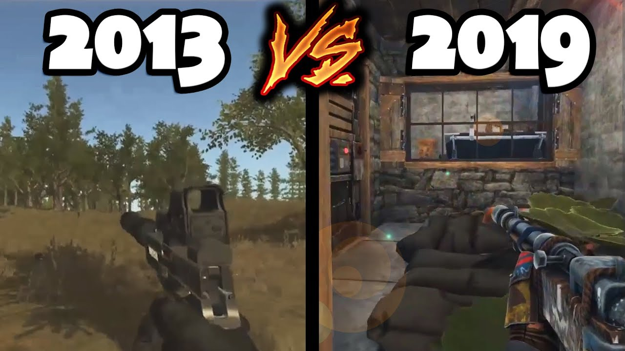 Evolution Of Rust From 2013 To 2019