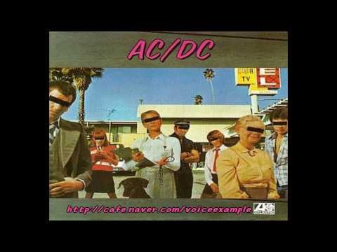 AC/DC - Ride on (vocal cover)