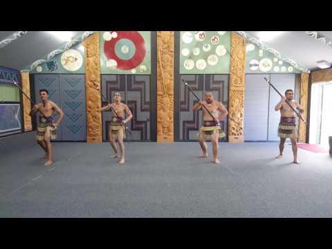 Te Kahu o Te Amorangi: Te Matatini haka Powhiri 2017 (Tane only)