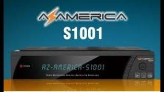 Melhor atualização para CS  DO Azamerica S1001 HD no servidor CS-RAIO.