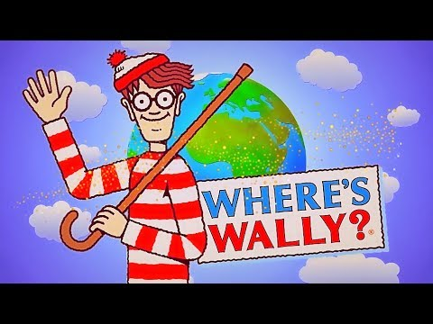 10 Things You Didn't Know About  Where's Waldo Aka Wally