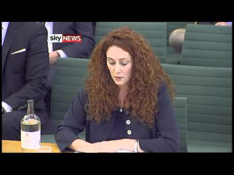 Rebekah Brooks - Payments System - NOTW Phone Hacking *NEW*