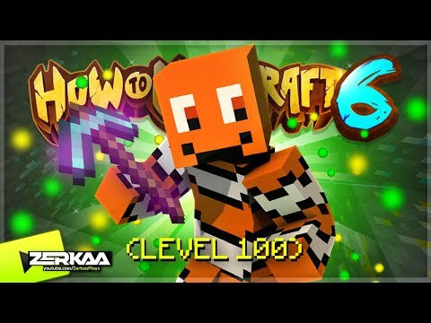 MAXING Out My MINING Stats! (LEVEL 100*) (How To Minecraft #19)