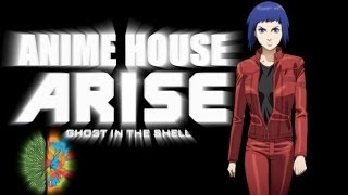 ANIME HOUSE #3: ПРИЗРАК В ДОСПЕХАХ: ВОЗНИКНОВЕНИЕ (Koukaku Kidoutai Arise: Ghost in the Shell)
