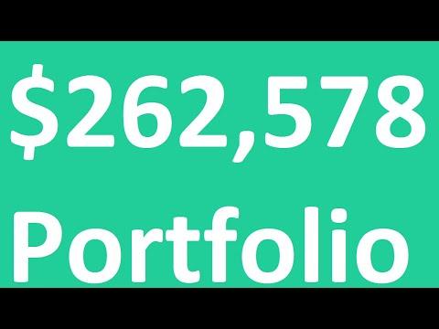 $262,578 Robinhood Portfolio Holdings Performance (February 2020) Investing In Stocks For Beginners