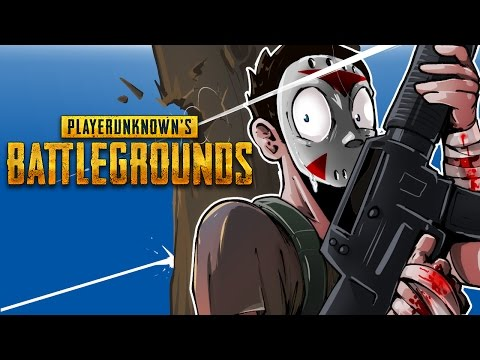 PlayerUnknown's Battlegrounds - SQUAD UP! Goofing around in teams!