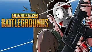 PlayerUnknown's Battlegrounds - SQUAD UP! Goofing around in teams!