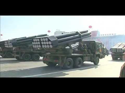 North Korea's February 8 Military Parade