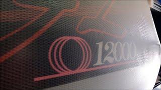 Neuer ENSIS-3015 AJ Faserlaser mit 12kW