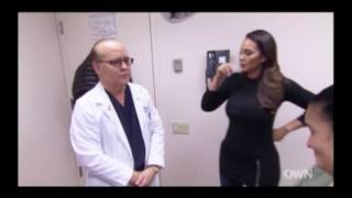 Dr. Bruce Katz treated Evelyn Lozada