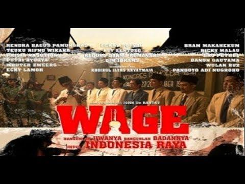 WAGE ~ Film Indonesia Spesial Sumpah Pemuda